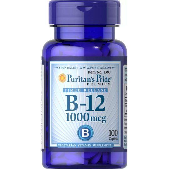 B12 Vitamin 1000mcg 250db-os