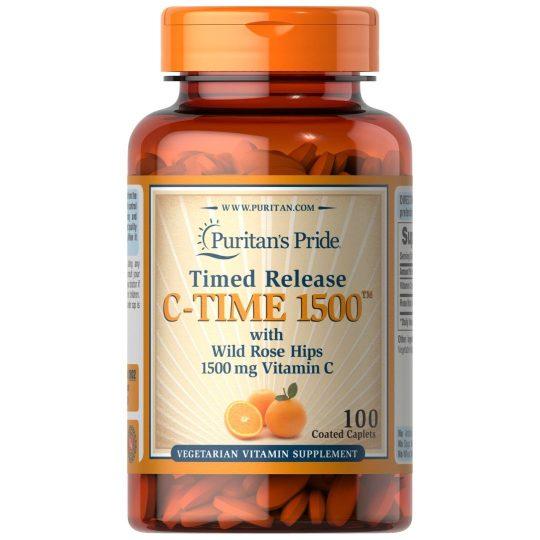 C vitamin 1500 mg 100db tabletta