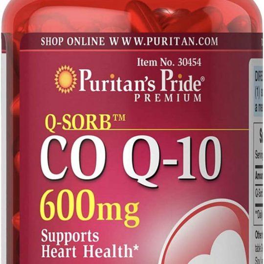 CO Q-10 600mg 30db