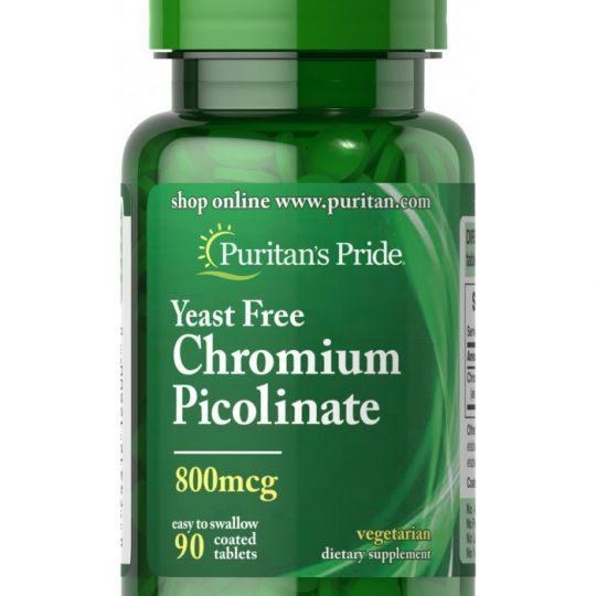 Chromium Picolinate 800