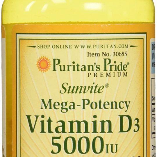 D3 vitamin 5000