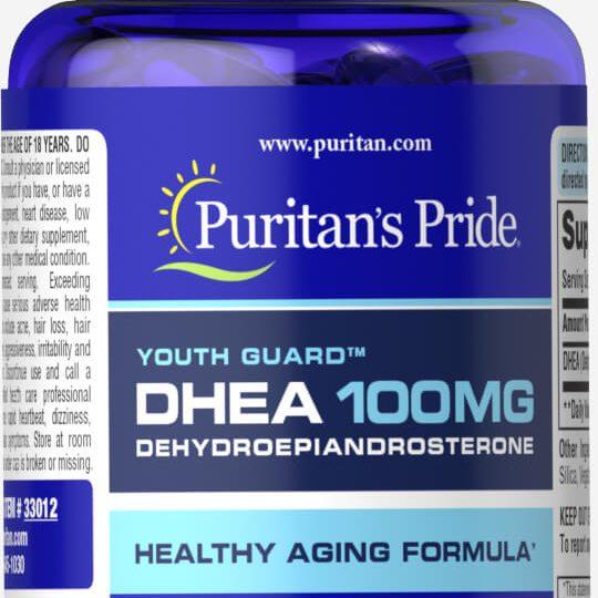 DHEA 100 mg 60db