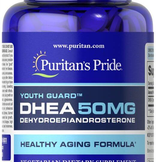 DHEA 50 mg., 100db.