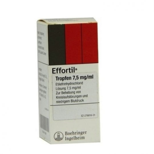 Effortil Tropfen 15ml