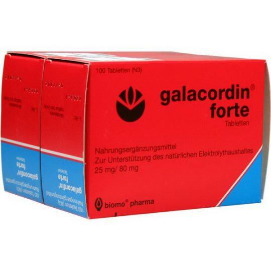 Galacordin Forte Tabletta(50db)
