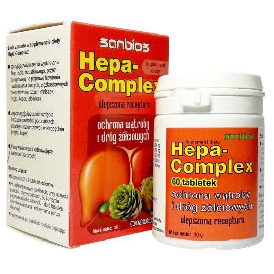 Hepa-Complex 60