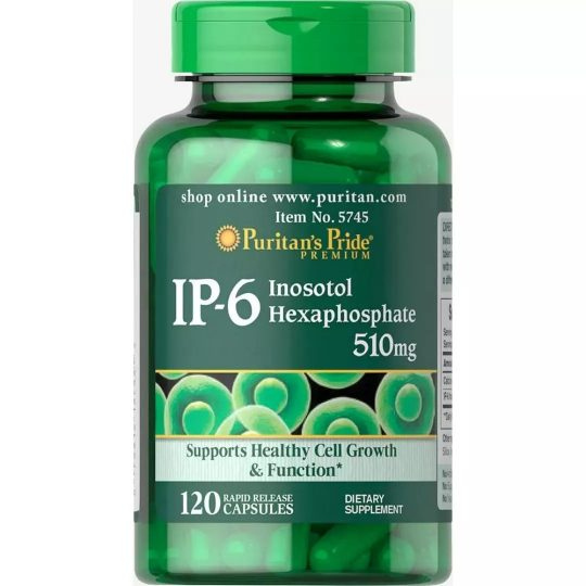 IP-6 (Inositol Hexaphosphate)