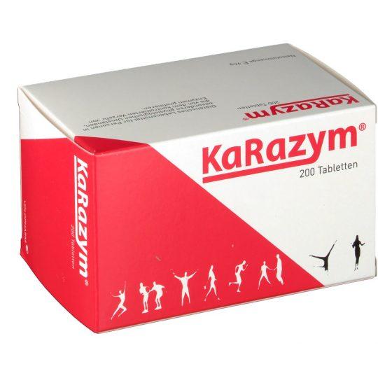 KaRazym® Tabletta 200db.