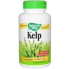 Kelp 600 mg.180db.