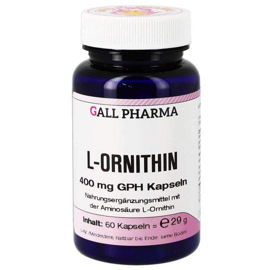 L-Ornithin 400 mg