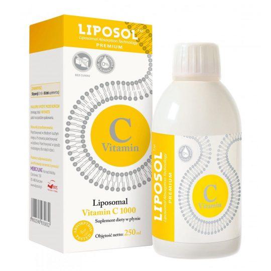 Liposol Vitamin C
