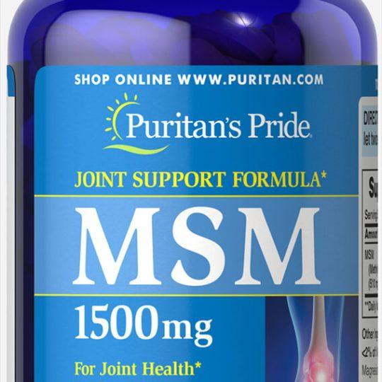 Msm 1500mg