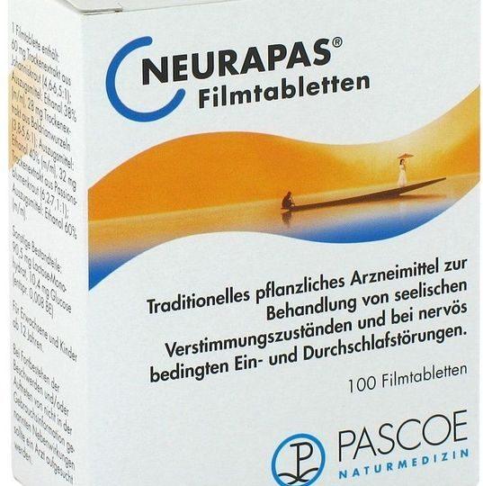 Neurapas Balance Filmtabletta