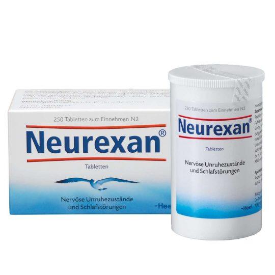 Neurexan Tabletta 250db