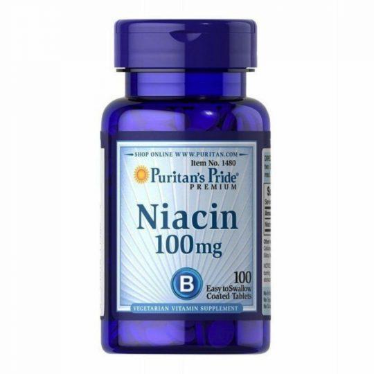 Niacin (1000 mg) 100