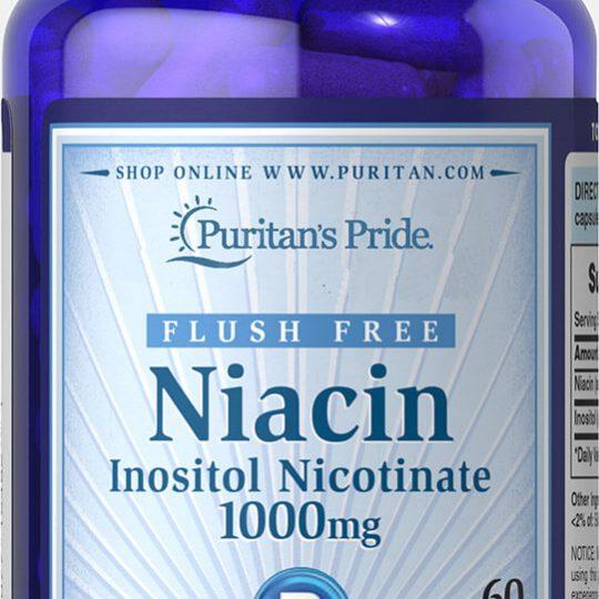Niacin (1000 mg) 60