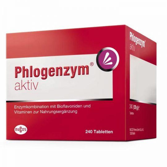 Phlogenzym aktiv 200