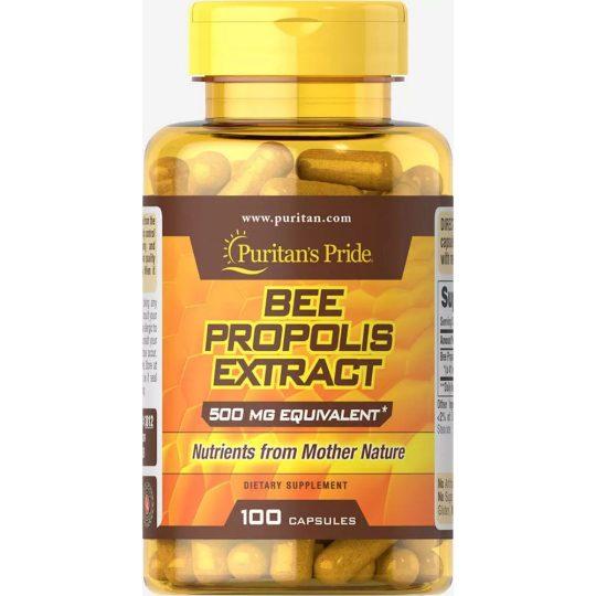 Bee Propolis 500 mg 100kapszula