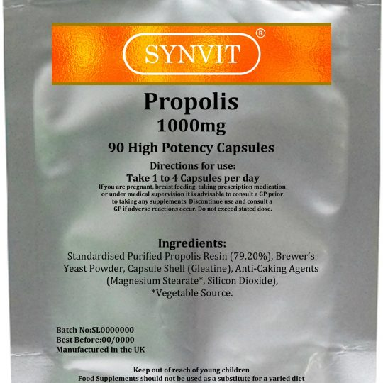 Propolis 1000mg 90 kapszula