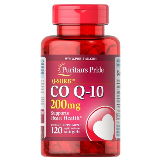 Q-10 200 mg 120db