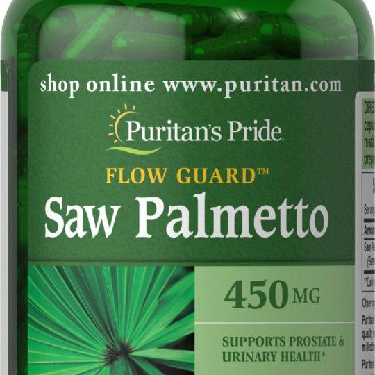 Saw Palmetto 450 mg / 100 kapszula