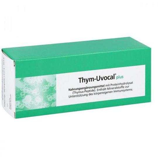 Thym Uvocal Plus kapszula