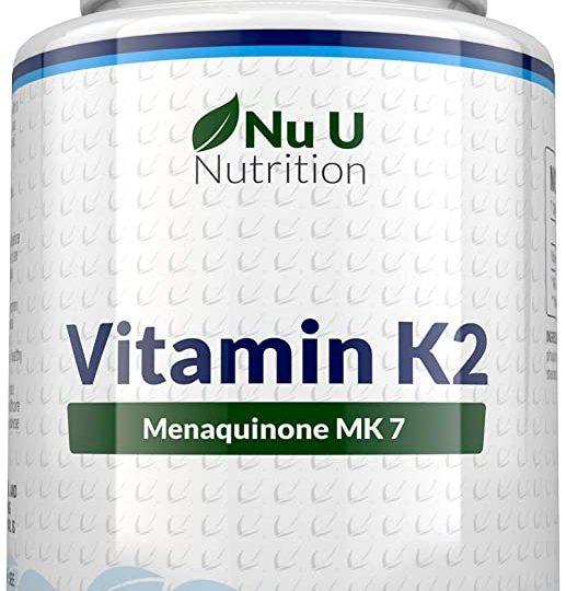 Vitamin K2 nu n