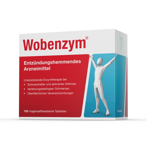 Wobenzym Plus 200db