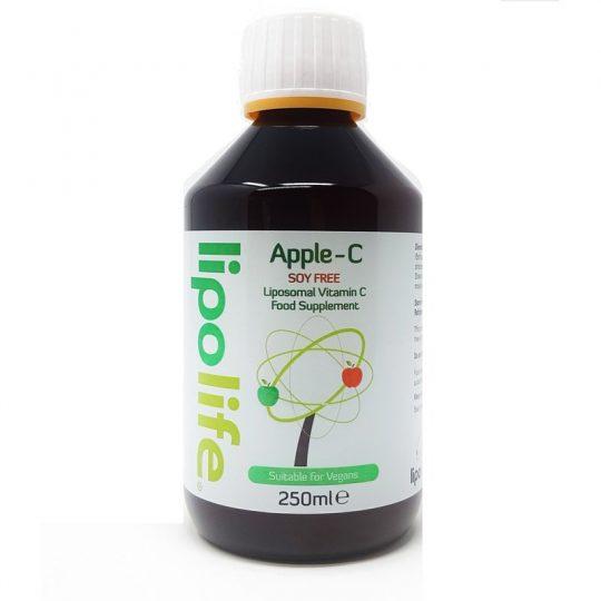 Liposzómás C vitamin( APPLE-C) 250ml., 1000mg/5ml.