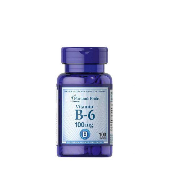 B6 -vitamin 100mg 100db