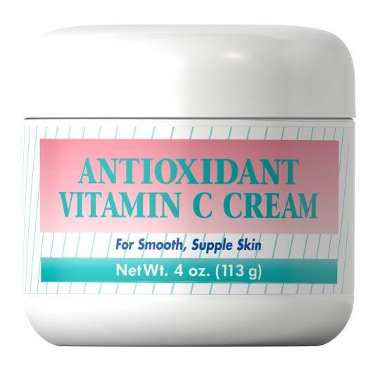 C vitamin antioxidáns krém