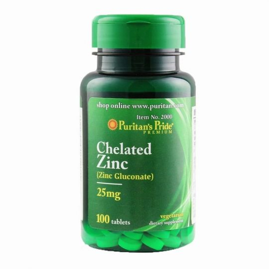 Cink 25 mg , 100db
