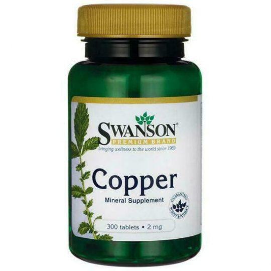 Sw Copper 2mg., 300db.
