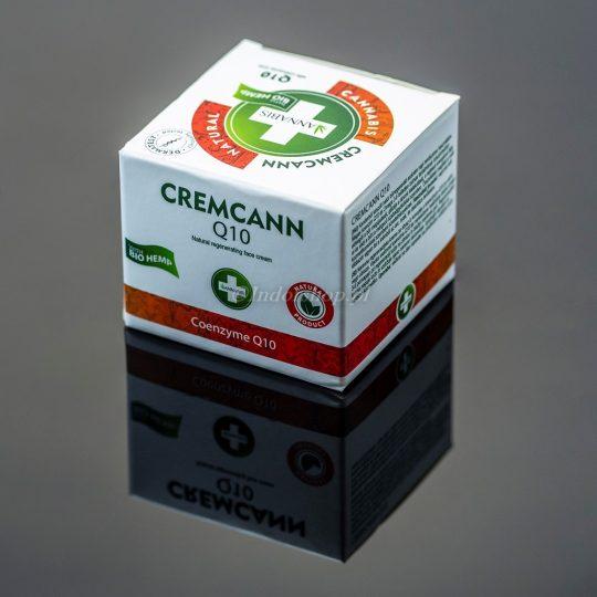 CREMCANN Q10,15ml (regeneráló arckrém)CREMCANN Q10,15ml (regeneráló arckrém)