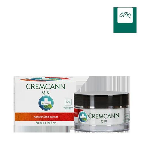 CREMCANN Q10,50ml (regeneráló arckrém)