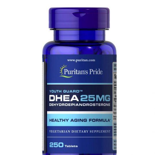 DHEA 25 mg 250db
