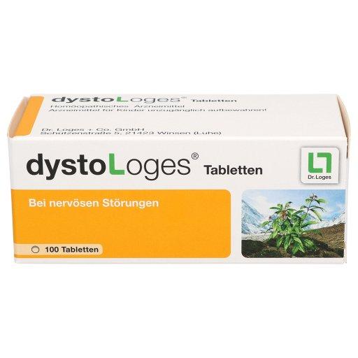 Dysto Loges S Tabletta 100db