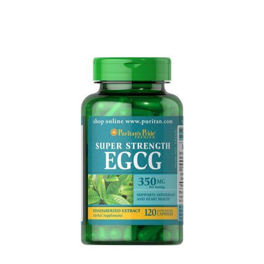 EGCG (Hatóanyag) 350mg 120db