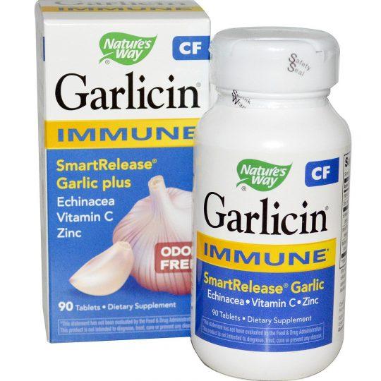 Garlicin Immune 90db.