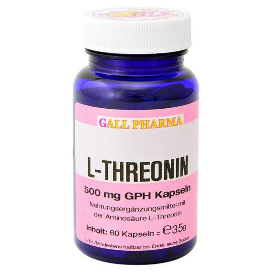 l - threonin 500