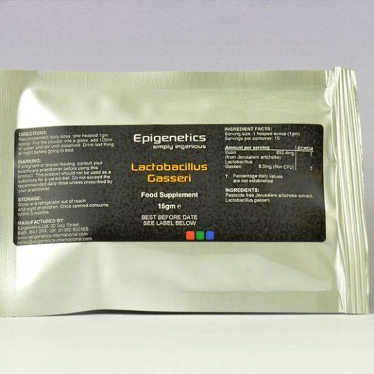Lactobacillus Gasseri 15gm