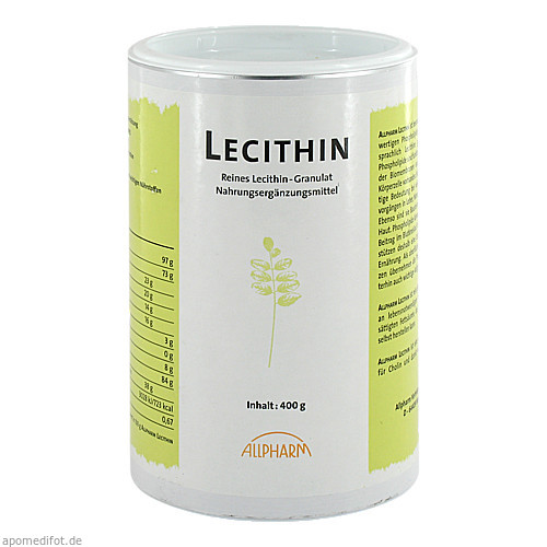 lecithin 600 g