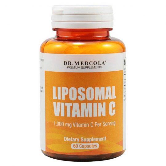 liposzomas c vitamin