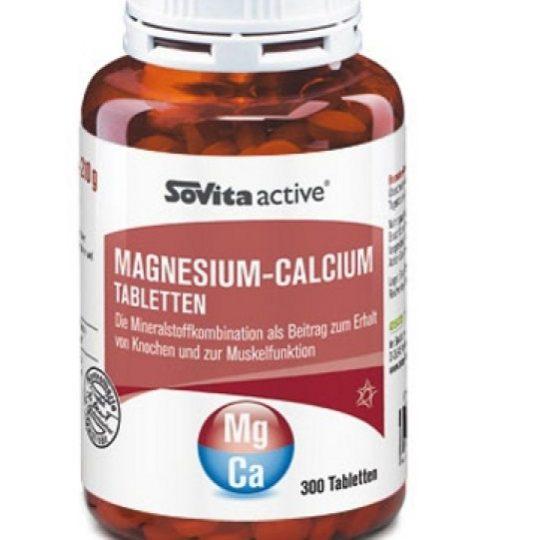 Magnézium-Kálcium 300db tabletta