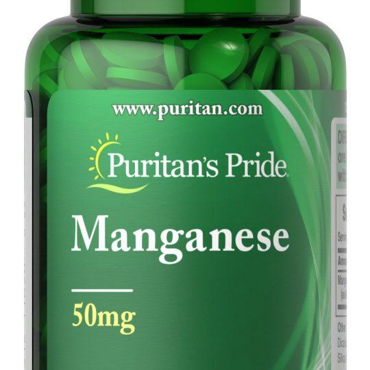 Mangán 50mg. 100 kapszula