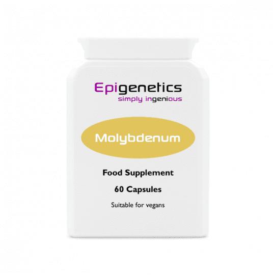 Molibdén 1 mg.,(1000mcg) 60 db