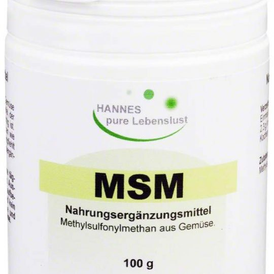 MSM fájdalom csillapító por (100g)