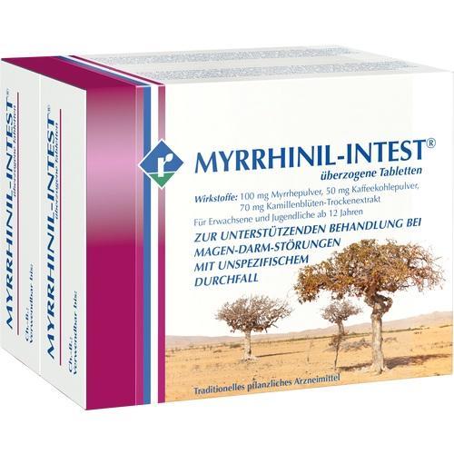 MYRRHINIL-INTEST® 100 tabletta