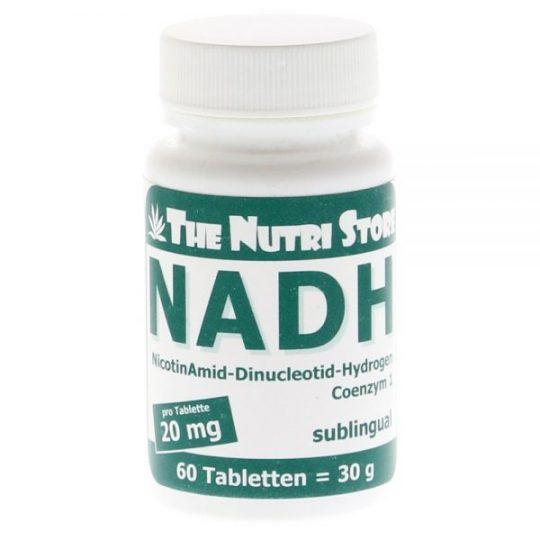 NADH 20 mg.,60 db.tabletta ( koenzim Q1)