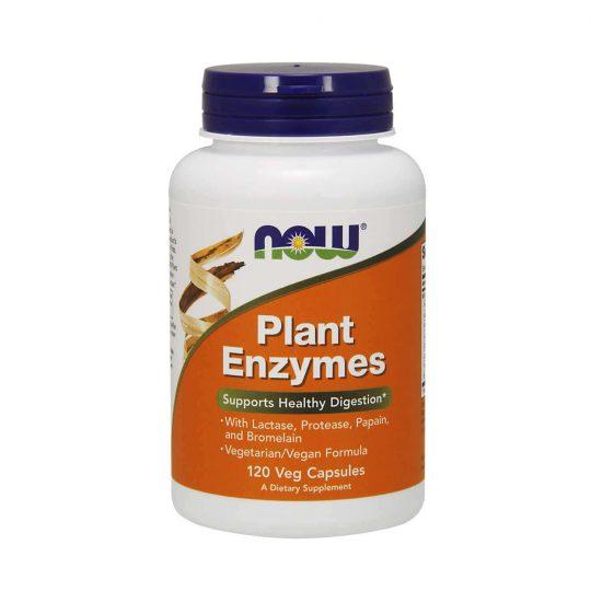 Növényi enzimek 120db. kapszula
